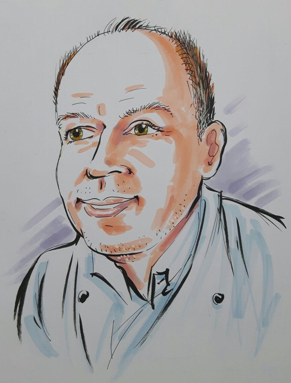 Frank Schüler als Portrait